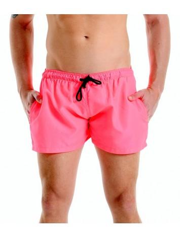 Short Shorts - Fluorescent Pink