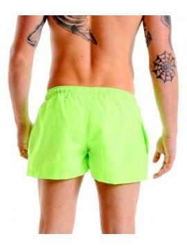 Short Curto - Verde Fluor