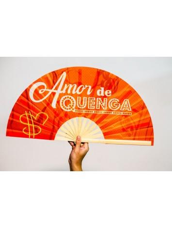 LEQUE BAMBU GRANDE KHEY | AMOR DE QUENGA