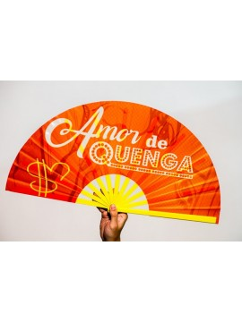 LEQUE PLÁSTICO GRANDE KHEY | AMOR DE QUENGA