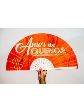 LEQUE PLÁSTICO GRANDE KHEY   AMOR DE QUENGA