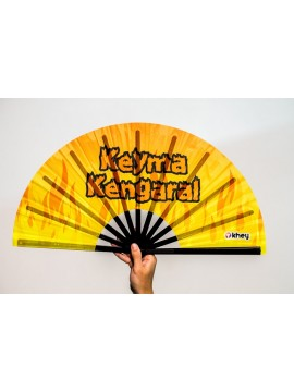LEQUE PLÁSTICO GRANDE KHEY | KEYMA KENGARAL