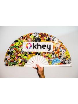 Khey Hand Fan Pop Madness