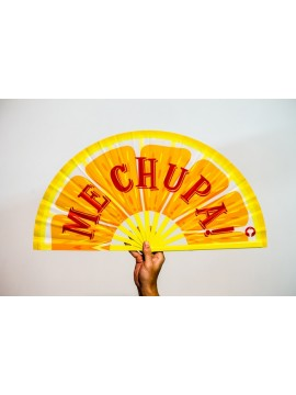 LEQUE PLÁSTICO GRANDE KHEY | ME CHUPA