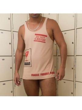 Dry Fit Tank Top - Fragile Not Crush