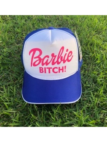 Cap Trucker  - Barbie Bitch!