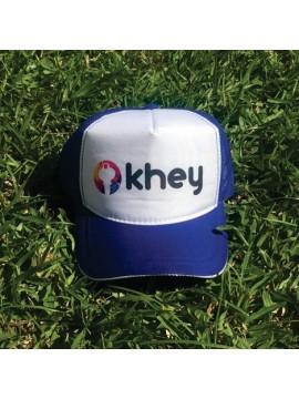 Cap Trucker - Blue Khey