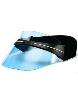 Viseira Luxo Ajustável UV400 - Azul