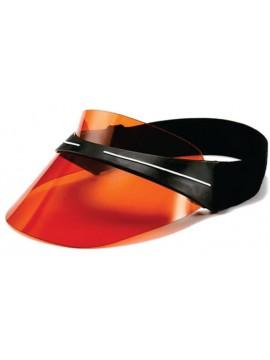 Viseira Luxo Ajustável UV400 - Vermelho